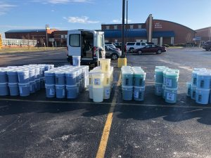 Fundraisng For Travel Sports - Team Laundry Detergent Fundraiser Delivery