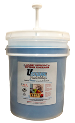 uScore Blue Laundry Detergent - 5 Gallon Bucket