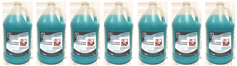 Body Wash Blue