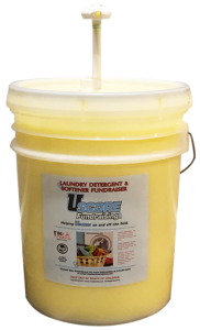 uScore Laundry Detergent and Fabric Softener - Yellow